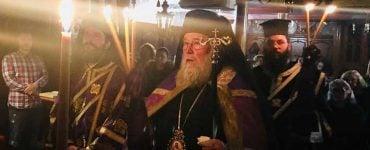 Κερκύρας Νεκτάριος: Η ζωή μας δεν έχει νόημα άνευ των πνευματικών καρπών