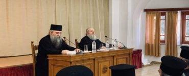 Ιερατική σύναξη μηνός Απριλίου στη Μητρόπολη Κυδωνίας