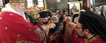 Πλήθος κόσμου στην ενορία Λενταριανών για την χειροτονία Διακόνου