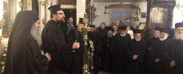Ηγούμενος Μονής Σιμωνόπετρας: Τα κλειδιά της μετανοίας