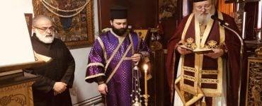 Προηγιασμένη για τον Άγιο Αμφιλόχιο τον Πάτμιο στα Χανιά
