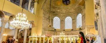 Κυριακή Ε´ Νηστειών στην Παναγία Αχειροποιήτου Θεσσαλονίκης (ΦΩΤΟ)