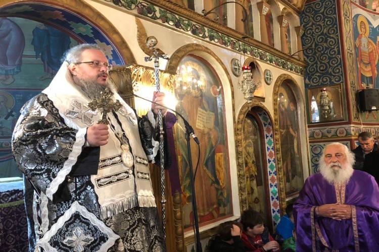 Προηγιασμένη Θεία Λειτουργία στον Πυργετό Λαρίσης