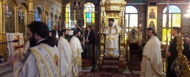 Πρώτη Ανάσταση στη Λάρισα