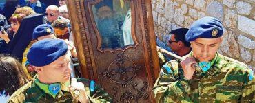 Η Κάλυμνος τίμησε τον Όσιο Σάββα (ΦΩΤΟ)