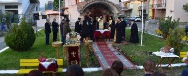 Θυρανοίξια Παρεκκλησίου Αγίου Πορφυρίου στη Μητρόπολη Μαρωνείας (ΦΩΤΟ)