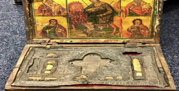 Επαναπατρίζονται Τίμια Λείψανα Αγίων στην Κύπρο