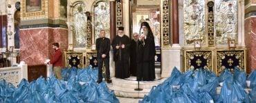 7.500 Δέματα Αγάπης για το Πασχαλινό τραπέζι στη Μητρόπολη Πειραιώς