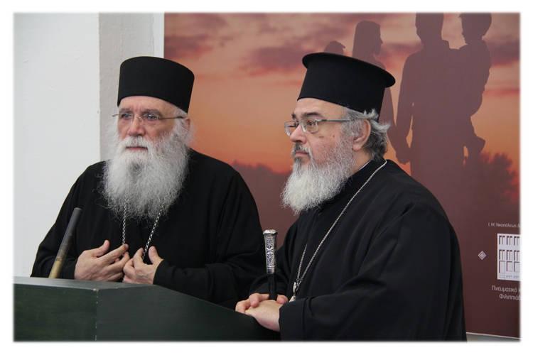 Ο π. Νεκτάριος Μουλατσιώτης για τη θέση του ιερέα στην ενορία