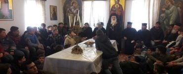 Εβδομάδα Ιερατικών Κλήσεων στη Μητρόπολη Σάμου