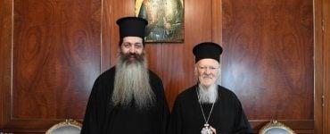 Πρόσκληση Αρχιεπισκόπου Αθηνών στον Οικουμενικό Πατριάρχη να προστεί των εγκαινίων Προνοιακού Ιδρύματος