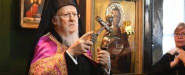 Μήνυμα Οικουμενικού Πατριάρχου για το Άγιο Πάσχα
