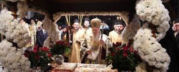 Η Ακολουθία του Επιταφίου στο Οικουμενικό Πατριαρχείο