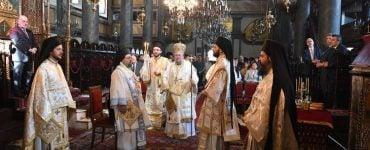 Η πανήγυρις Πατριαρχικού Ναού Αγίου Γεωργίου στο Φανάρι