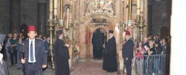 Ο Μέγας Κανών στον Πανίερο Ναό της Αναστάσεως Ιεροσολύμων