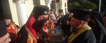 Η Νέα Ιωνία υποδέχτηκε τον Άγιο Κωνσταντίνο τον Υδραίο (ΦΩΤΟ)
