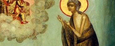 Κυριακή Ε΄ Νηστειών - Οσίας Μαρίας της Αιγυπτίας