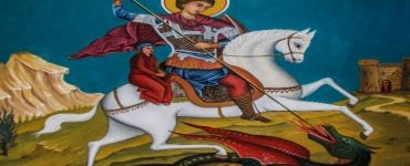 Πανήγυρις Αγίου Γεωργίου στο Ηράκλειο Αττικής
