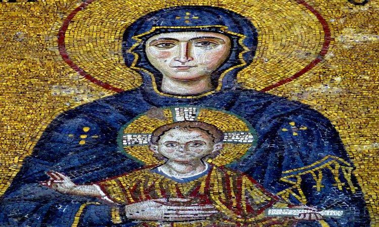 Εορτασμός Παναγίας Ρόδον το Αμάραντον Χατζηκυριακείου