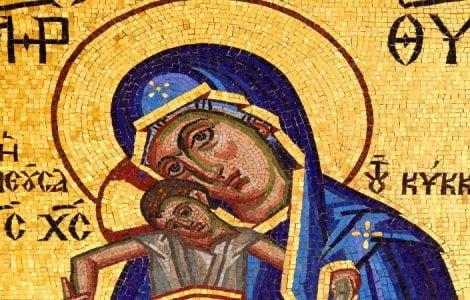 Τέταρτη στάση των Χαιρετισμών στην Παναγία (ΒΙΝΤΕΟ)