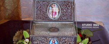 Εορτή Αγίου Νικόλαου του εν Βουνένοις στο Ανυφί Αργολίδος