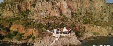 Γιορτή Αγίου Νικολάου στην Κρασόκτιστη Εκκλησία του Ναυπλίου (ΦΩΤΟ)
