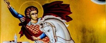 Η Εικόνα του Αγίου Γεωργίου Περιστερεώτα στη Μητρόπολη Αλεξανδρουπόλεως