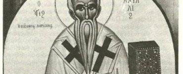 Εορτή Οσίου Αχιλλίου Επισκόπου Λαρίσης