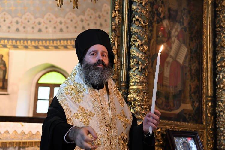 Ο Αρχιεπίσκοπος Αυστραλίας στην Κρήτη