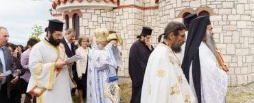 Εγκαίνια Ναού Αγίου Κοσμά του Αιτωλού στο Ησυχαστήριο Ευαγγελισμού της Θεοτόκου Παραβόλας