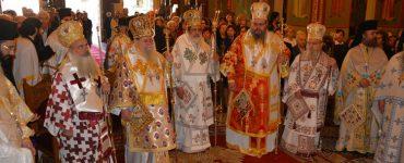 Το Αγρίνιο γιόρτασε τον Πολιούχο του Άγιο Χριστόφορο