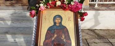 Η Εορτή της θρακιώτισσας Αγίας Γλυκερίας (ΦΩΤΟ)