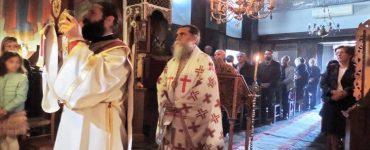 Κυριακή των Μυροφόρων στην Μονή Θεοτοκιού Άρτης