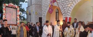 Εορτή Αγίων Κωνσταντίνου και Ελένης Λουτροτόπου Άρτης