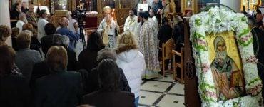 Λαμπρός εορτασμός Αγίου Θεράποντος στους Αγίους Αναργύρους Άρτης