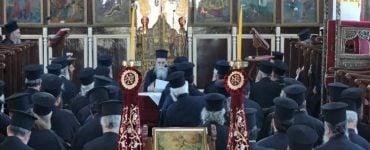 Ιερατική Σύναξη μηνός Μαΐου της Μητροπόλεως Άρτης