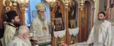 Κυριακή της Σαμαρείτιδος στη Μονή Μελατών Άρτης
