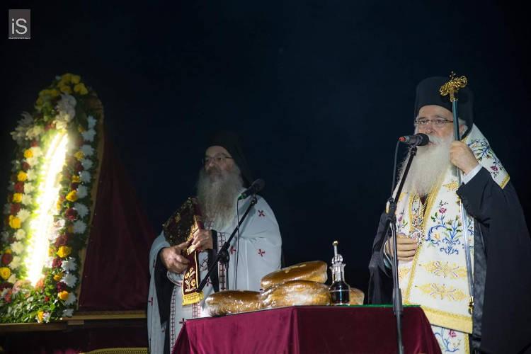 Λαμπρός εορτασμός Αγίων Κωνσταντίνου και Ελένης στον Βόλο