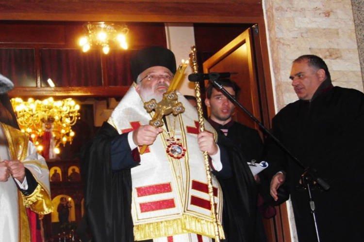 Η Εορτή των Αγίων Κωνσταντίνου και Ελένης στη Μητρόπολη Διδυμοτείχου