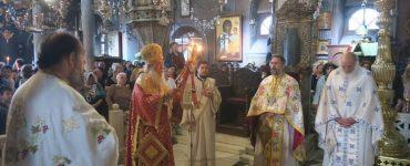 Φθιώτιδος Νικόλαος: Η Παναγία δεν θα μας εγκαταλείψει ποτέ