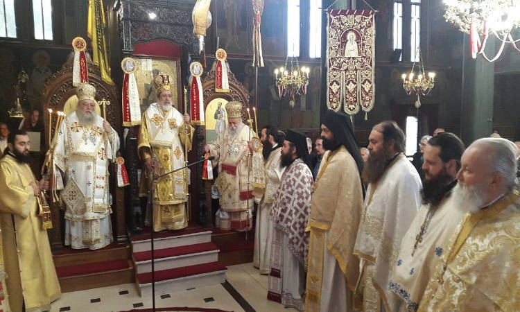 Τα Γρεβενά γιόρτασαν τον Πολιούχο τους Άγιο Αχίλλιο