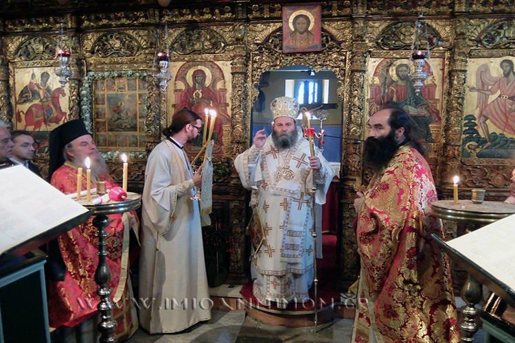 Η Εορτή του Αγίου Γεωργίου στο Μέτσοβο