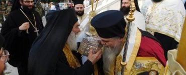 Η Υποδοχή της Τιμίας Κάρας του Αγίου Παντελεήμονος στην Καλαμαριά
