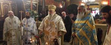 Εορτή Αγίου Βαρβάρου στη Μητρόπολη Κερκύρας