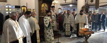 Εορτή Αγίου Ιωάννου του Θεολόγου στη Μητρόπολη Κυδωνίας