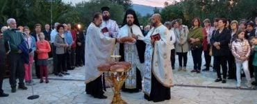 Πανηγυρικός Εσπερινός στον Άγιο Θεράποντα Αποκορώνου