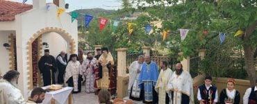 Κισάμου Αμφιλόχιος: Μείνετε κραταιοί και δυνατοί στην πίστη