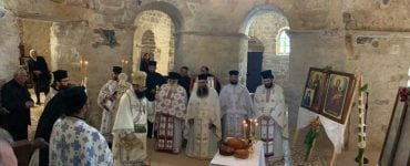 Η Κίσαμος εόρτασε τον Άγιο Εθνοϊερομάρτυρα Μελχισεδέκ Επίσκοπο Κισάμου