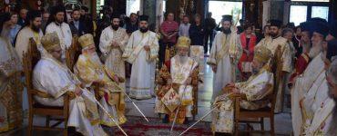 Λαμπρός Εορτασμός του Πολιούχου της Λάρισας