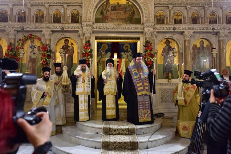 Η Λάρισα γιορτάζει τον Πολιούχο της Άγιο Αχίλλιο